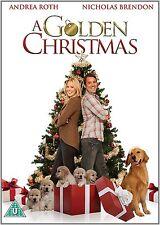 A GOLDEN CHRISTMAS  Andrea Roth, Nicholas Brendon, Elisa NEW SEALED UK R2 DVD