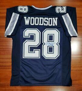 Darren Woodson Autographed Signed Jersey Dallas Cowboys JSA