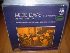 MILES DAVIS & his tuba band / pre birth of the cool ( jazz ) italy