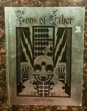 White Wolf Mage-The Ascens Tradition Book #3 - Sons of Ether, 1st Edit, SC, VG++