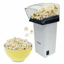 Tooltime Electirc Popcorn Maker Machine - 1200W, White