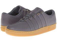 K-SWISS 02248-050 CLASSIC 88 Mn's (M) Charcoal/Gum Textile Athletic Shoes