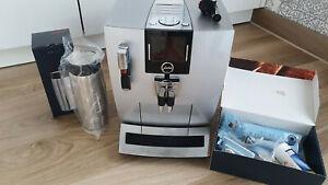 Jura IMPRESSA J9.3 One Touch TFT Silber Kaffeevollautomat