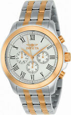 Invicta Specialty 21660 Men's Roman Numeral Day Date 24 Hour Analog Watch