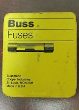 BUSSMANN BUSS 5 Amp Fuse *Box of 5* ABC 10