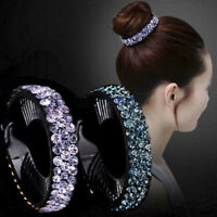 Women Girls Hair Clip Crystal Claw Ponytail Bun Holder Hair Comb Hairpin Gift UK
