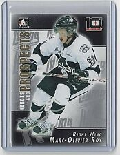 2013-14 MARC-OLIVIER ROY ITG HEROES & PROSPECTS TENTH ANNIVERSARY TRIBUTE #T-04