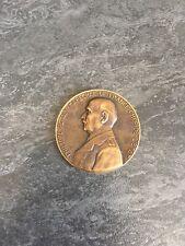 """Médaille En Bronze """" MARÉCHAL PHILIPPE PETAIN """"  Pierre Turin"""