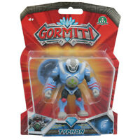 Gormiti Articulated 8cm Action Figure - Typhon  *SEE PHOTOS*