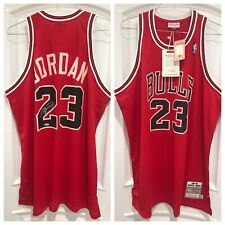 Michael Jordan Signed Bulls Authentic Jersey (UDA)