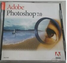 Used  Photoshop 7.0 for Windows - Full Version