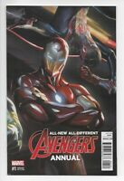 All New All Different Avengers Annual #1 Marvel 2016 Variant NM