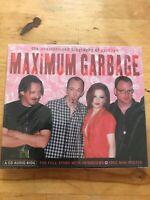 ID72z - GARBAGE - MAXIMUM GARBAGE - CD - New Sealed