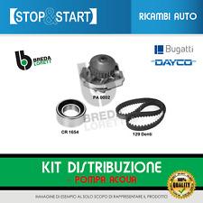 Kit distribuzione + Pompa Acqua KPA0587A FIAT PANDA (169_) 1.2 60CV 44KW