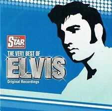 ELVIS - THE VERY BEST OF  = PROMO CD = GREAT TRACKS LISTED BELOW