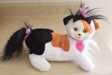 Kitty surprise mommy cat calico stuffed plush animal