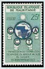 Timbre Mauritanie 139 ** lot 29891