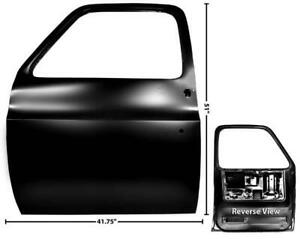 1973-76 Chevrolet Chevy Pickup/ Suburban Door Shell - LH