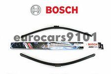 Mercedes CLS500 Bosch Front Windshield Wiper Blade Set 3397118948 2118202945