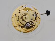 Clone ETA 2824-2 2824 Automatic Watch Movement SEAGULL ST2130 Date 3H Gold 25J