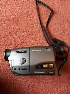 Panasonic RX21 VHSC Vintage Video Camera