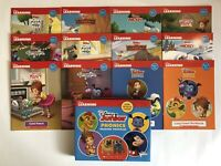 Disney Junior Phonics Childrens Books Learn to Read Box Set Lot 12