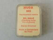 PUNTINA GIRADISCHI HUCO 843 SHURE N44E