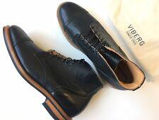 Viberg Service Boot Black Horse Leather Size UK 11 (US 12D) 2030 Last, NWB