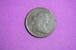ESTATE FIND 1805 Draped Bust Half Cent #K3924
