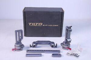 TILTA TT-E01-A EVF Monitor Support Holder Mounting Kit For BMCC BMPC RIG