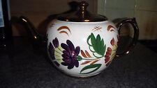 Large Wade Hand Painted Tea Pot