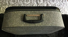 Blondy Art Luggage Inc Montreal Canada 1950s Vintage Cosmetic, Shoe, Case set of