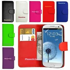 Front & Back Wallet Flip Leather Case Cover For Various Nokia Lumia Mobile Phone