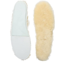 UGG Women Sheepskin Insole White Size 8 0971