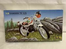 Heller Yamaha TY125 1/8 Model Kit #18936