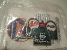 """1994 25th Anniversary New York Mets """"1969 Miracle Mets"""" Collector's Pins"""