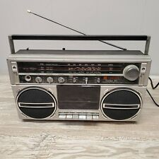 Toshiba Stereo Boombox Bombeat Rt-85S Vintage Rare ~Parts Only ~