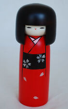 Japanese KOKESHI DOLL-Handmade in Japan-Haregi-Sunday Best Vêtements
