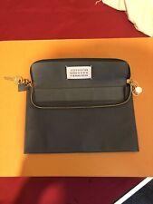 MAISON MARTIN MARGIELA Portfolio Clutch Leather Bag Briefcase, Rrp £750