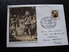 ALLEMAGNE (rfa) - enveloppe 1er jour 9/3/1980 (B8) germany