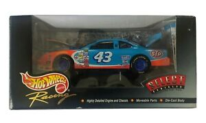 1999 Hot Wheels Select JOHN ANDRETTI #43 STP 1/24 Scale Nascar Diecast - NIB