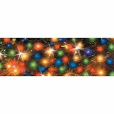 320 Bulb Xmas Coloured Twinkle Lights Indoor and Outdoor