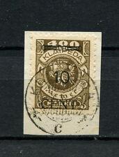 Memel   Nr. 181VI  Briefstück. Tiefst geprüft Huylmans  (D-259)