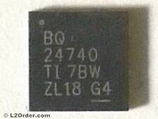 10x NEW BQ24740 BQ 24740 QFN 28pin Power IC Chip (Ship From USA)