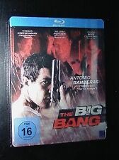 THE BIG BANG STEELBOOK EDITION BLU RAY  SCHNELLER VERSAND NEU & OVP