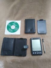 handspring visor pda with accessories