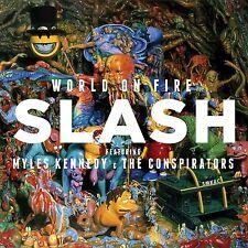 Ou (Guns 'n-Roses) - World On Fire Neuf dans sa boîte