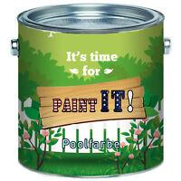 Paint IT! hochwertige Schwimmbeckenfarbe Badbeschichtung Poolfarbe Poollack Blau