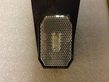 Aspock Flexipoint Anteriore LED Bianco Marker Rimorchio Lampada/Luce Brian James Ifor