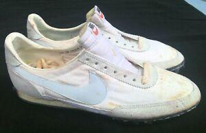 NOS Vintage 80s Nike Turf Cleats Original Shoes Men's 12 Rare
